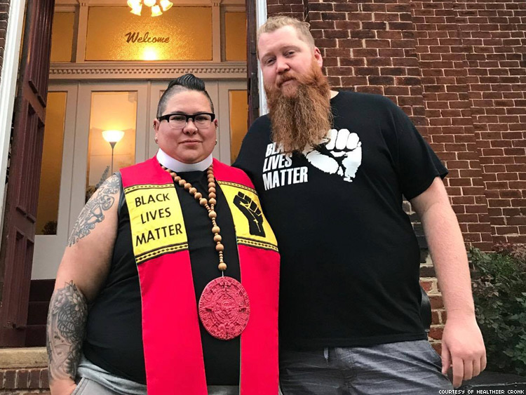 The Need for LGBTQI Clergy to show up to Fight White Supremacy and End Fascism