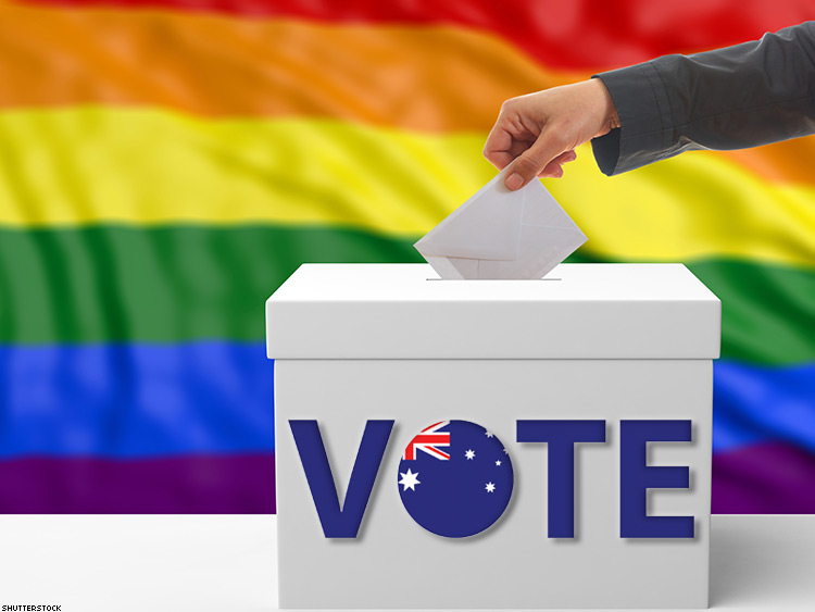 Australia same-sex marriage vote: PM comes out for Yes