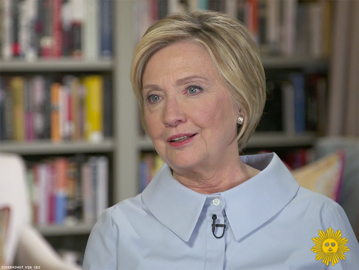Hillary Clinton: Comey action 'determining factor' in loss