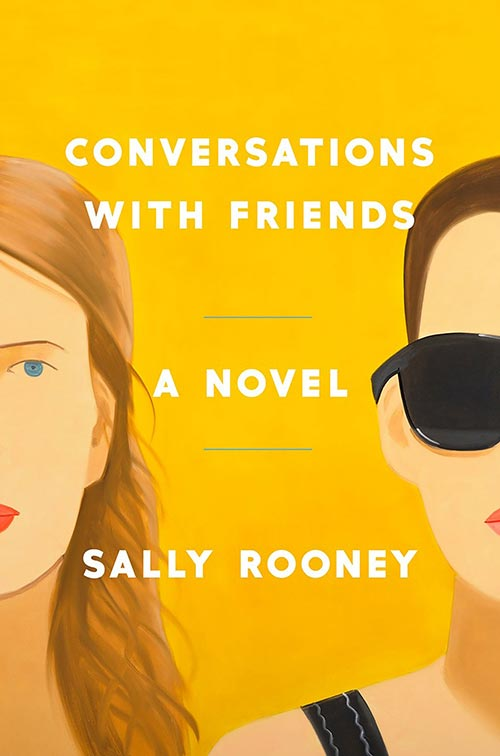 12 Conversations With Friends By Sally Rooney
