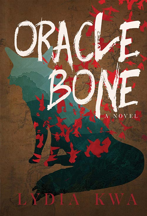 17 Oracle Bone By Lydia Kwa