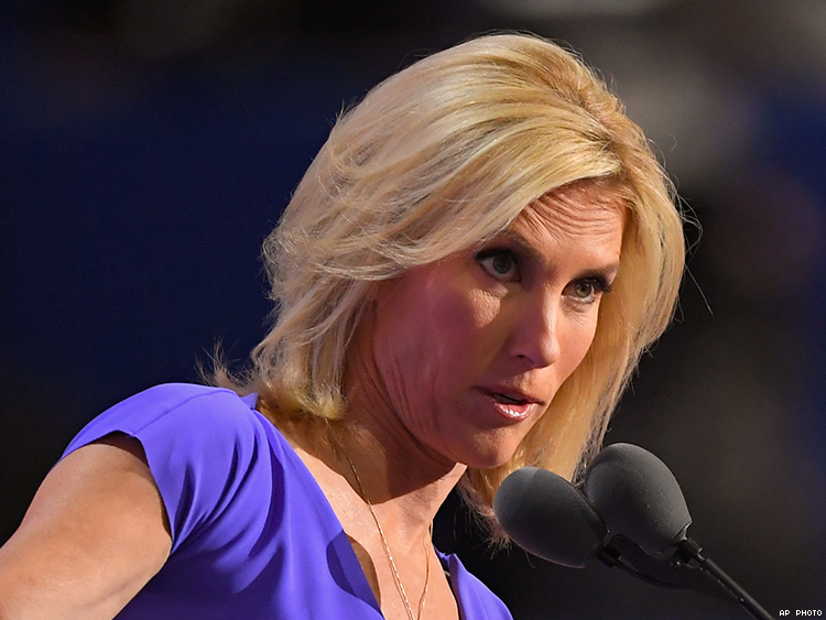 New Fox News Host Laura Ingraham's Long History of Anti-LGBT Comments