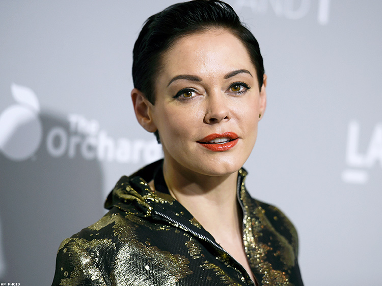 Rose McGowan Cancels Appearances After Weinstein Scandal | Here's the Reason She Gave