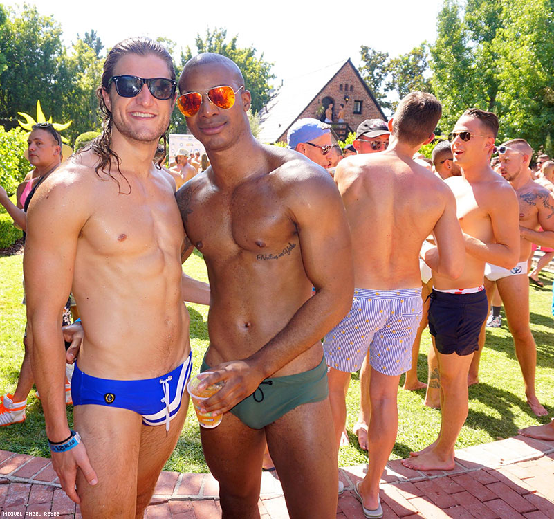 How to Support Education While Wearing a Speedo (Photos)