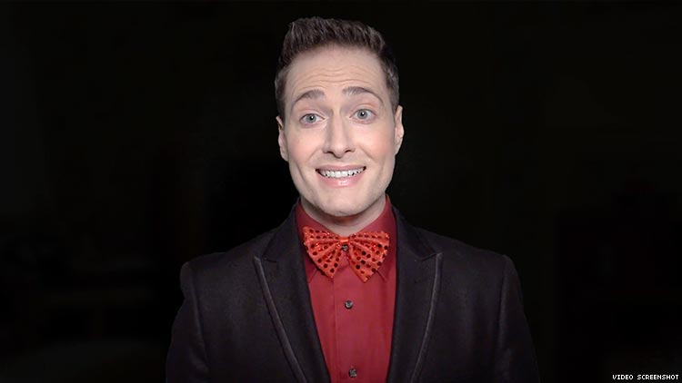 Randy Rainbow Is Nostalgic for Hurricane Katrina and Kim Davis in New Parody