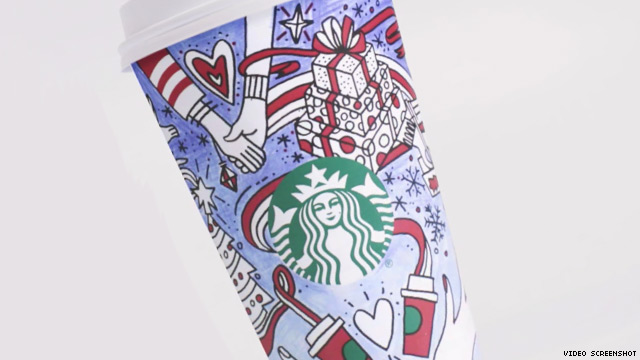 Conservatives Attack Starbucks Holiday Cup's 'Gay Agenda'