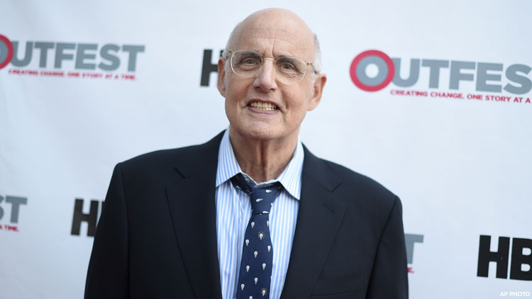 Jeffrey Tambor Leaves Transparent Following Sexual Harassment Allegations