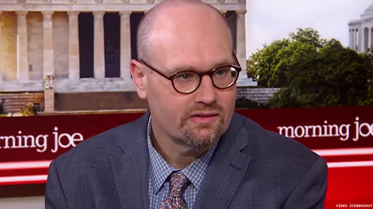 New York Times reporter Glenn Thrush suspended amid sexual misconduct allegations