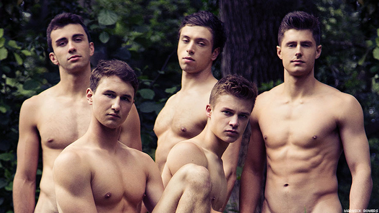 Warwick Rowers: Russia Banned Naked Calendar for 'Gay Propaganda'
