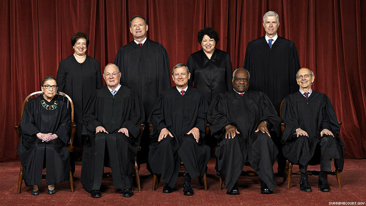 Supreme Court Still Doesn't Understand LGBT Identity