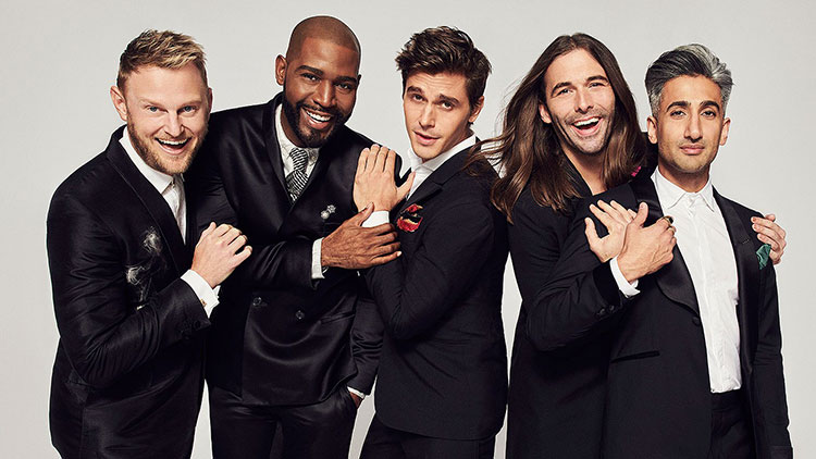 Meet the New Cast of 'Queer Eye'