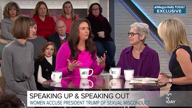 The Women Accusing Trump of Sexual Misconduct Are Not Giving Up