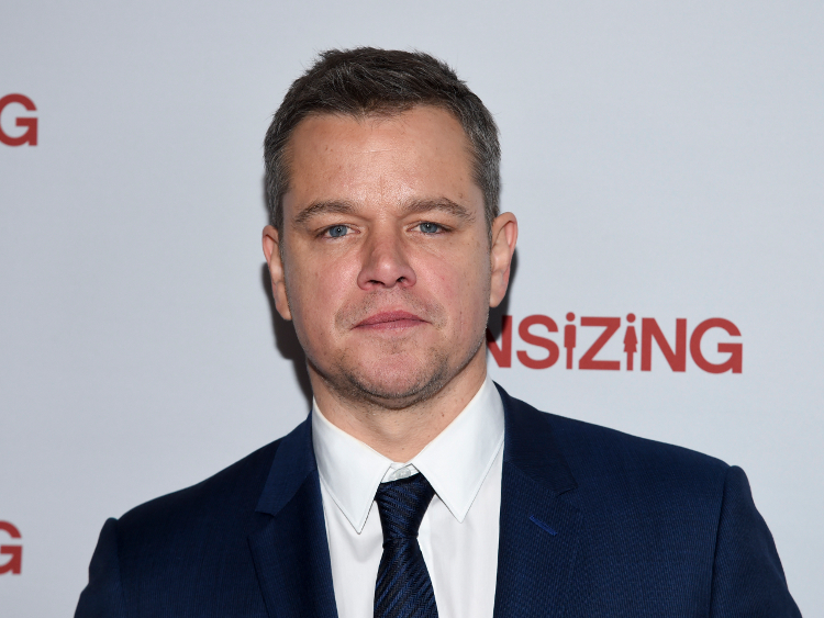 Matt Damon's dad, Kent Damon, dies at age 74