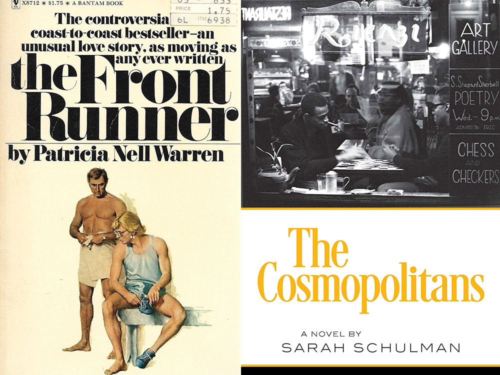 Homosexual themed books
