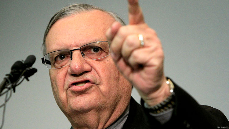 America's toughest senator? Former Sheriff Joe Arpaio announces run for Senate