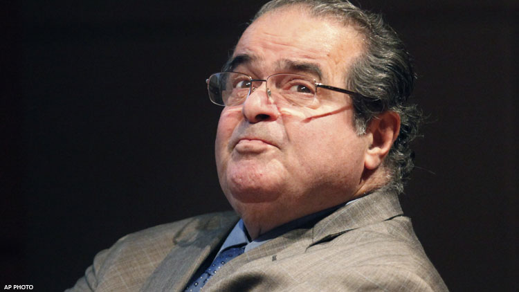 Antonin Scalia Liked Trump's Candidacy —Is Anyone Surprised?