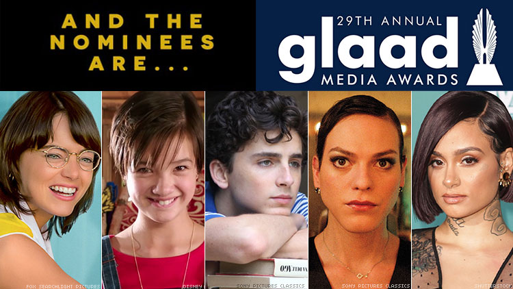 GLAAD Media Awards Latest News, Photos, and Videos