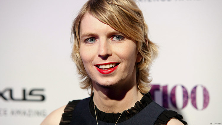 Chelsea Manning for Congress