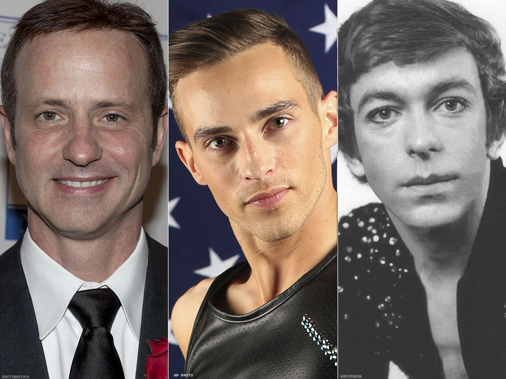 16 Gay and Bi Olympic Figure Skaters