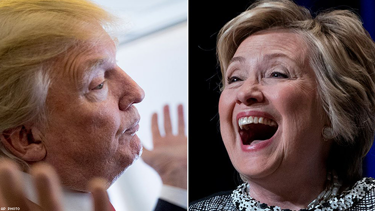 16 Times Trump Deflected Controversy to Hillary Clinton