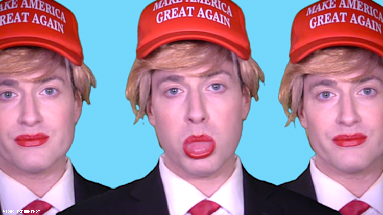 Randy Rainbow Previews Trump's Dreaded State of the Union