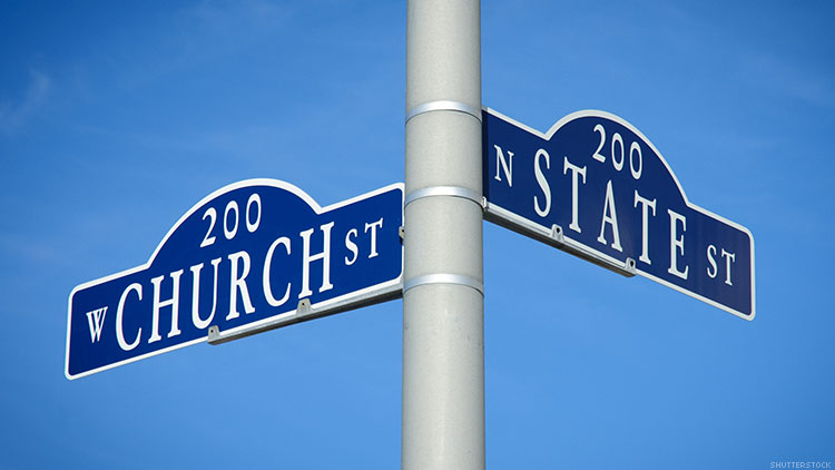 chuch and state