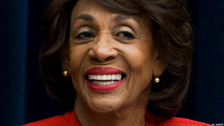Maxine Waters Is Reclaiming Her Time (Again)