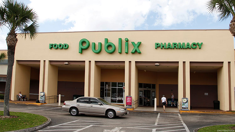 Publix Reverses Will Begin Covering Prep
