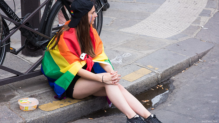 Gay pride parade backers eye suit over denial