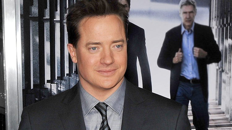 Brendan Fraser Says He Was Manhandled by Hollywood Honcho