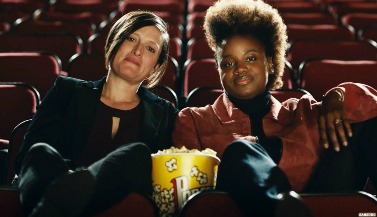 Rachel Morrison and Dee Rees