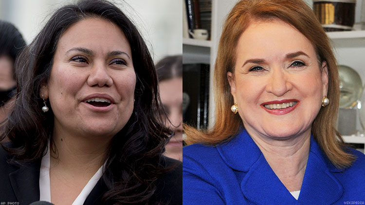 Female candidates score major wins in Texas primaries