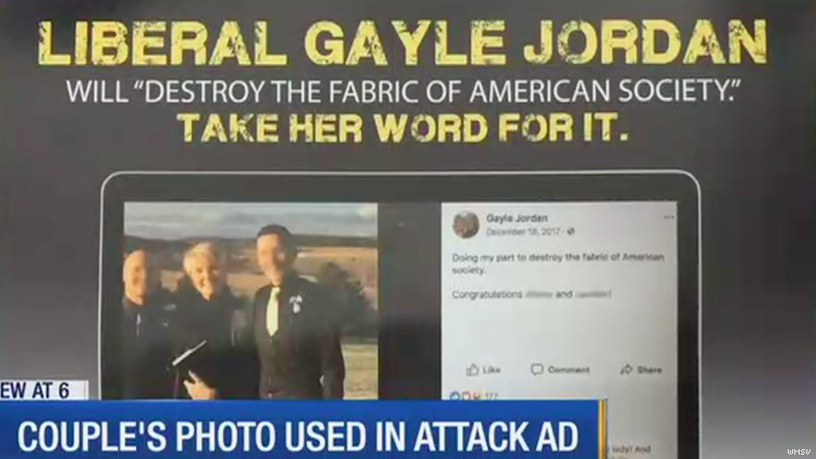Gay Couple Hires Lawyer After Republicans Use Their Wedding Pic in Attack Ad