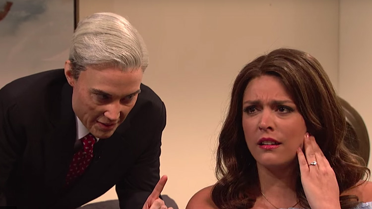 Special Counsel Robert Mueller Is 'The Bachelor' In New SNL Cold Open