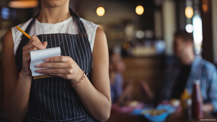 Desperate For Tips, Servers Are Enduring Sexual Harassment