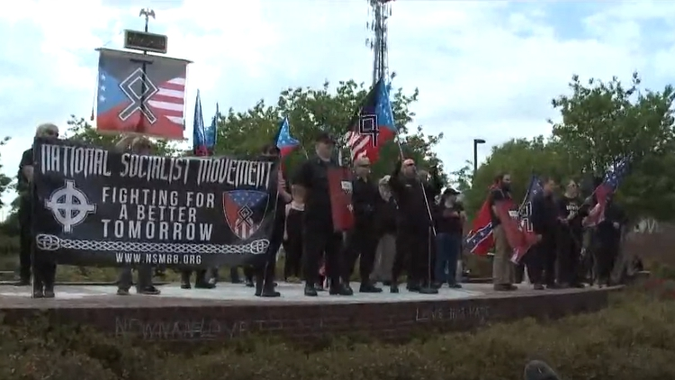 First arrests made as Newnan braces for white nationalist rally