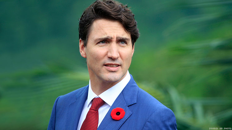 Trudeau's opportunity to (quietly) come out for global LGBTQ rights