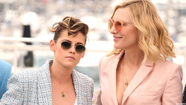 Kristen and Cate