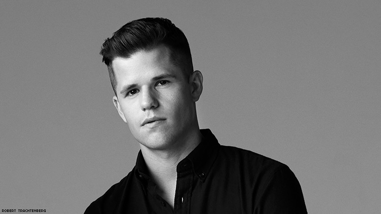 Interview: Charlie Carver