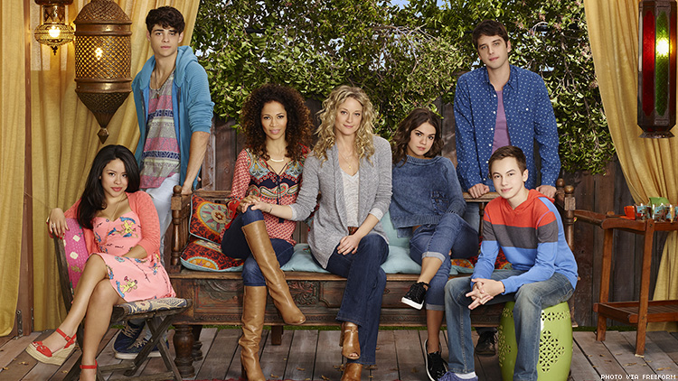 Bs To The Fosters