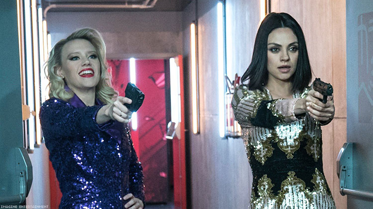 Kate McKinnon Is Your Lesbian BFF in 'The Spy Who Dumped Me'