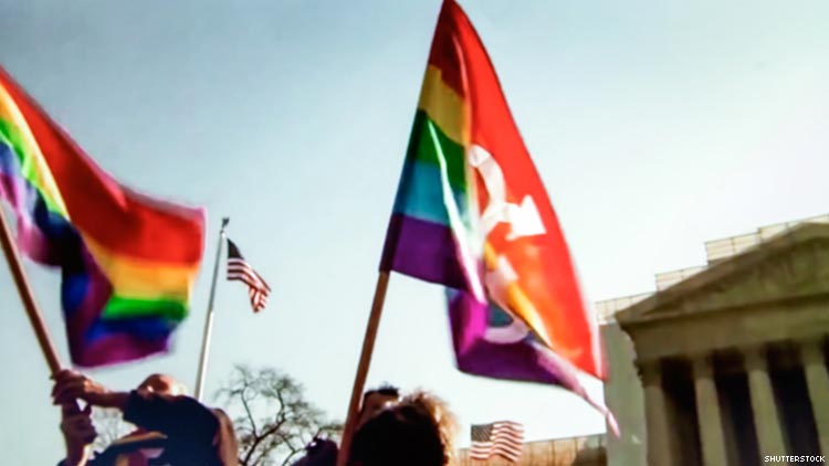 Without a Federal Law, LGBT Rights Will Be Chipped Away Like Roe v. Wade