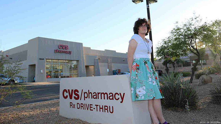 CVS Fires Pharmacist Who Refused to Refill Trans Woman's Hormones
