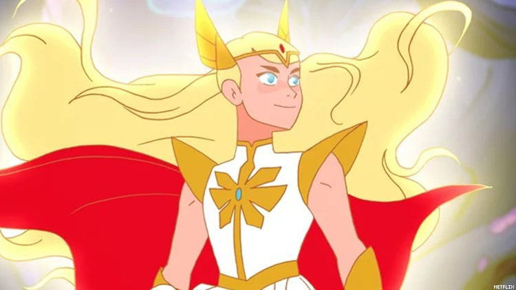 Why are people so upset about the She-Ra reboot? : OutOfTheLoop