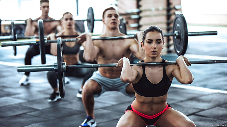 Is there a hookup site for crossfitters