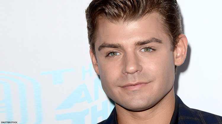 Garrett Clayton Comes Out in Moving Post on Bullying