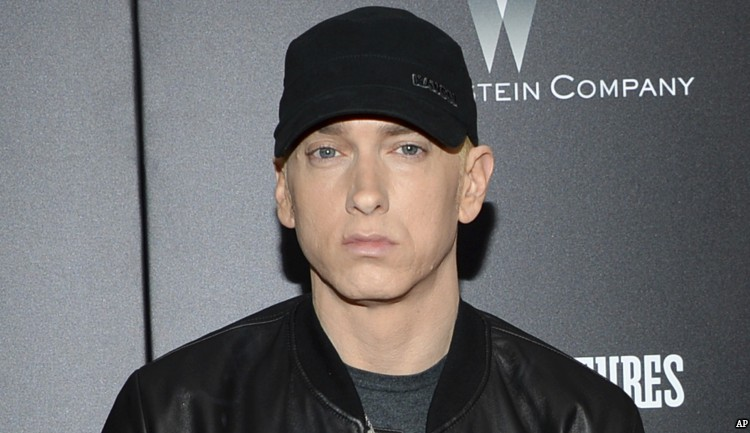 021ebdf2bbf3 Eminem Slammed for Using F Word in New Album