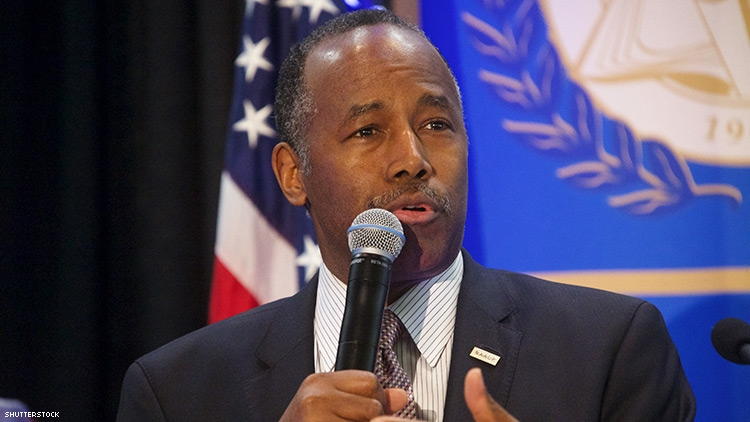 Resolution Filed Condemning Ben Carson's Transphobic Remarks