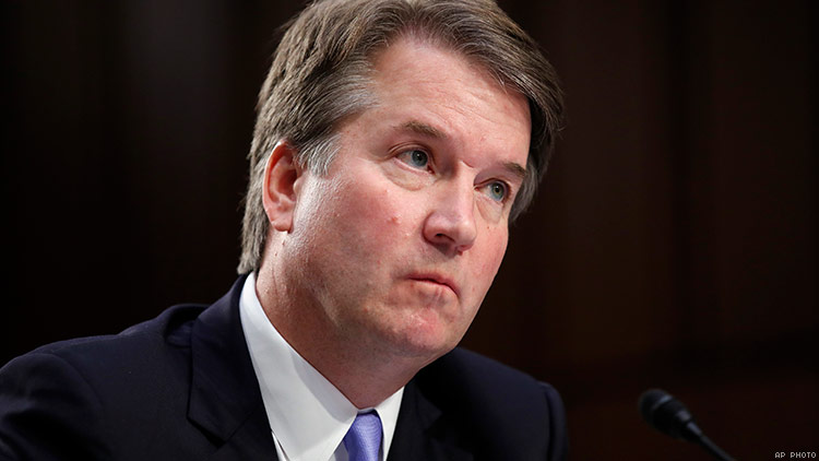 A Gun Fanatic Like Kavanaugh Doesn't Deserve to Be on SCOTUS
