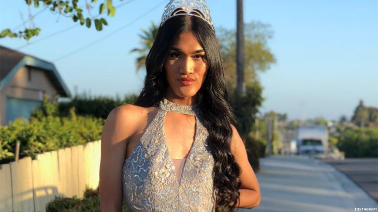 San Diego County High School Crowns First Trans Homecoming Queen